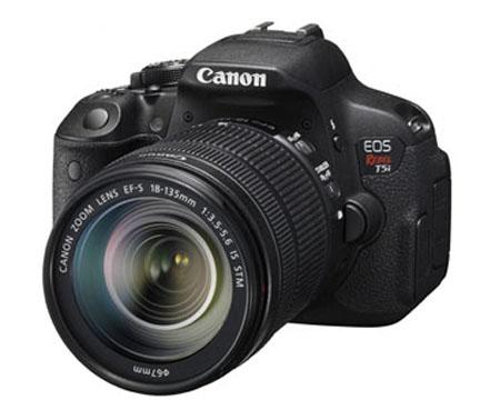 Canon DSLR t5i