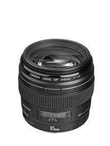Canon EF 85mm f/1.2 Lens