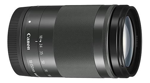 Canon EF-M 18-150mm Lens