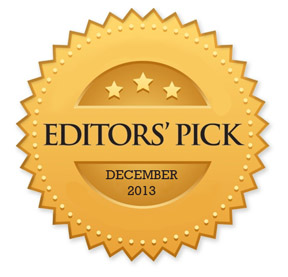 The EOS 70D received the Editors Pick Award.