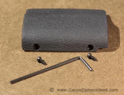 Canon G1X Mark II Grip