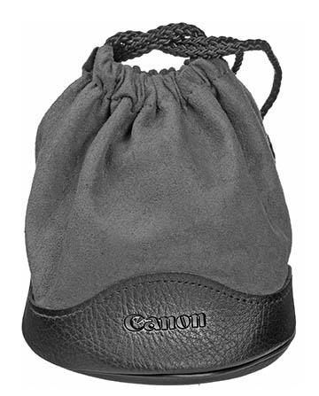 Canon lens pouch