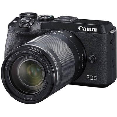 Canon EOS M6 Time Lapse Not Working