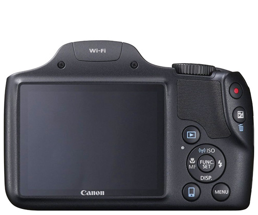 Canon SX530 HS Fixed LCD Screen