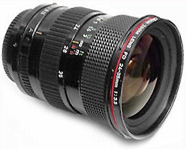 Canon FD Zoom Lens