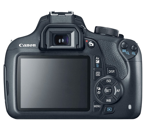 Canon t5 Fixed LCD Screen