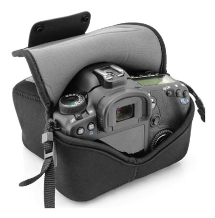 Close-fitting Canon DSLR Camera Protector