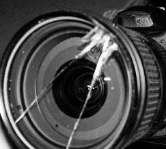 cracked lens photo
