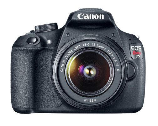 Canon Rebel t5i Camera