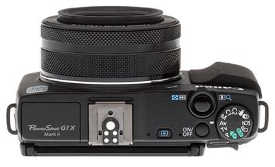 Canon G1x Mark II Hot Shoe