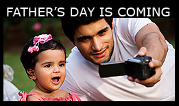 Father's Day Photography Ideas - Amazon Link
