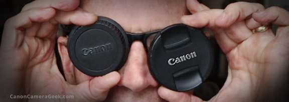 Front and back lens caps