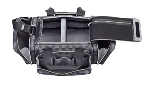 There's no doubt that this is a very functionally designed camera bag