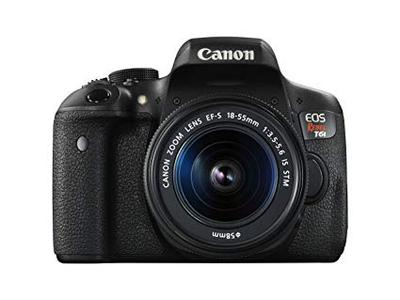 Canon t6i (750D)