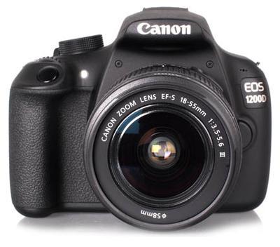 Canon Rebel t5 1200D