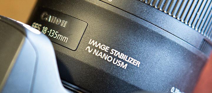 Image Stabilizer Lens
