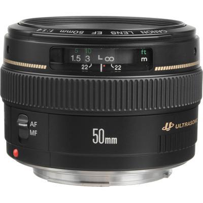 Canon Lens Infinity Mark