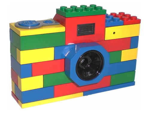 Lego camera for kids