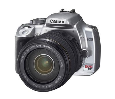 Canon Rebel XTi