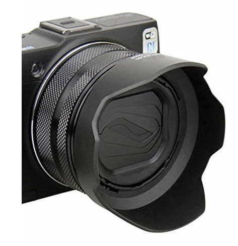 Lens Hood Dc-80 for G1X Mark II