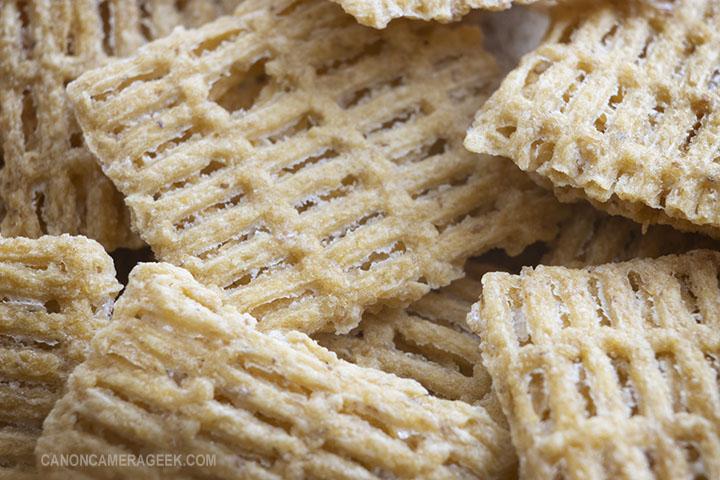 Life cereal macro