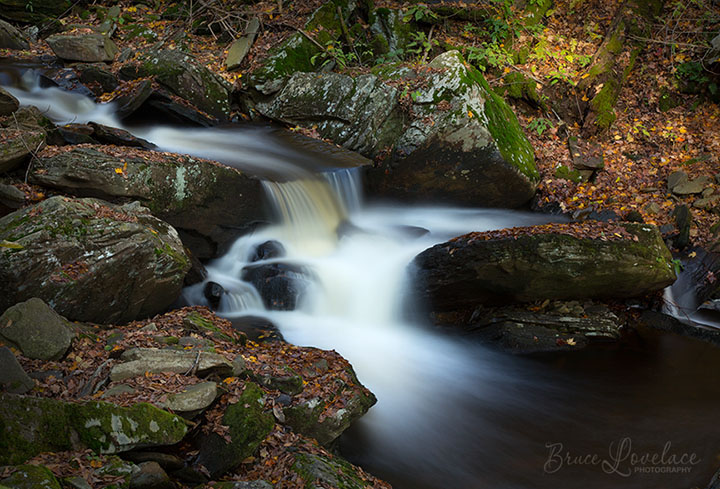 ND filter for long exposure