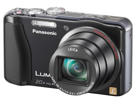 Panasonic Lumix Travel Camera