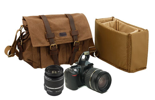 Macho Camera Bag With Removable