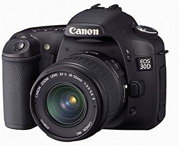Canon 30D Camera