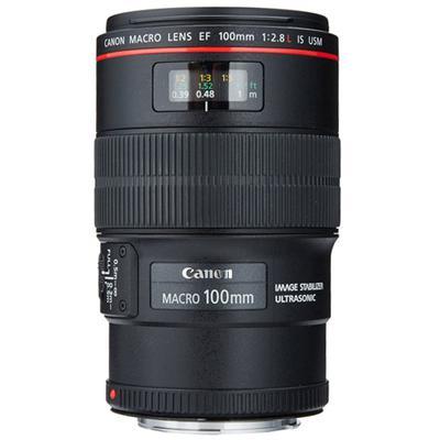 Canon 100mm Macro f/2.8 Lens