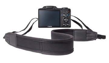 Neck strap for G1X Mark II