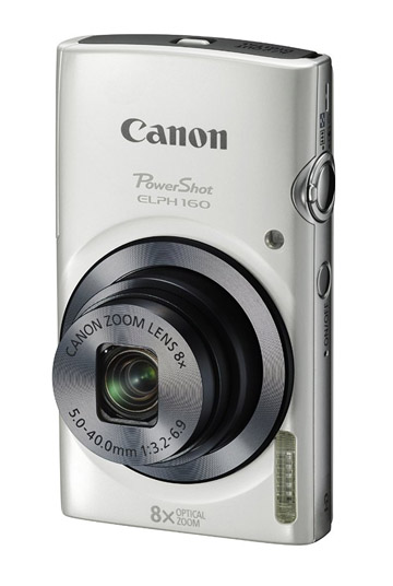 New Canon Elph Camera