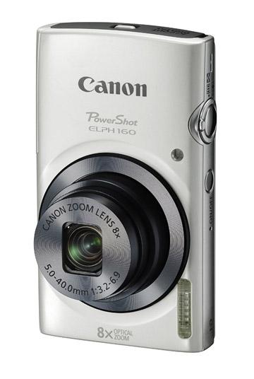 New Canon Elph Camera