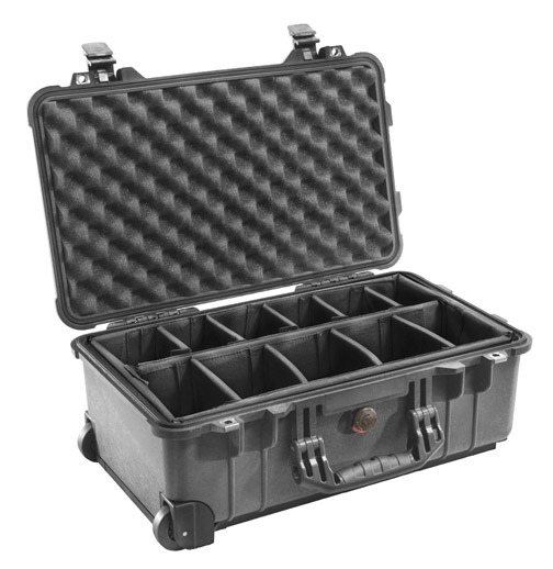 The Ultimate Camera Protection - Pelican Waterproof Camera Case