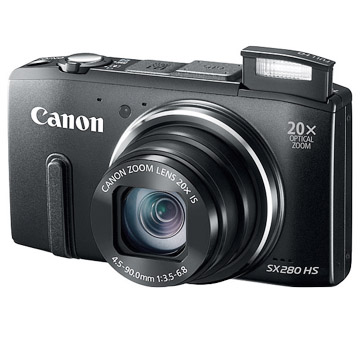 Canon Powershot SX 280HS