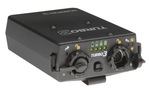 Quantum Battery Turbo 3 -external battery for Canon Speedlites