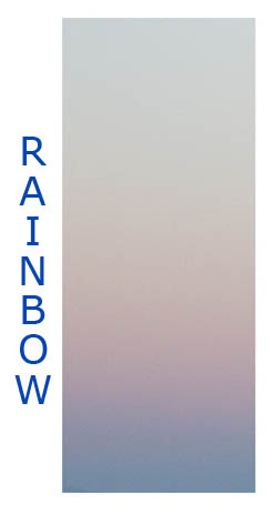 Section of Rainbow Lighting from Alaska Sky