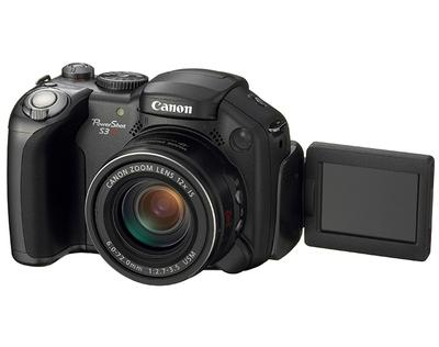Canon S3 IS Camera