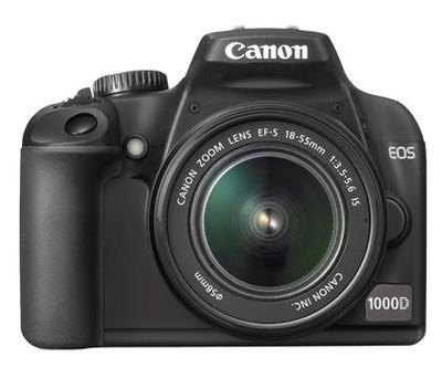 Canon 1000D - EOS Rebel XS