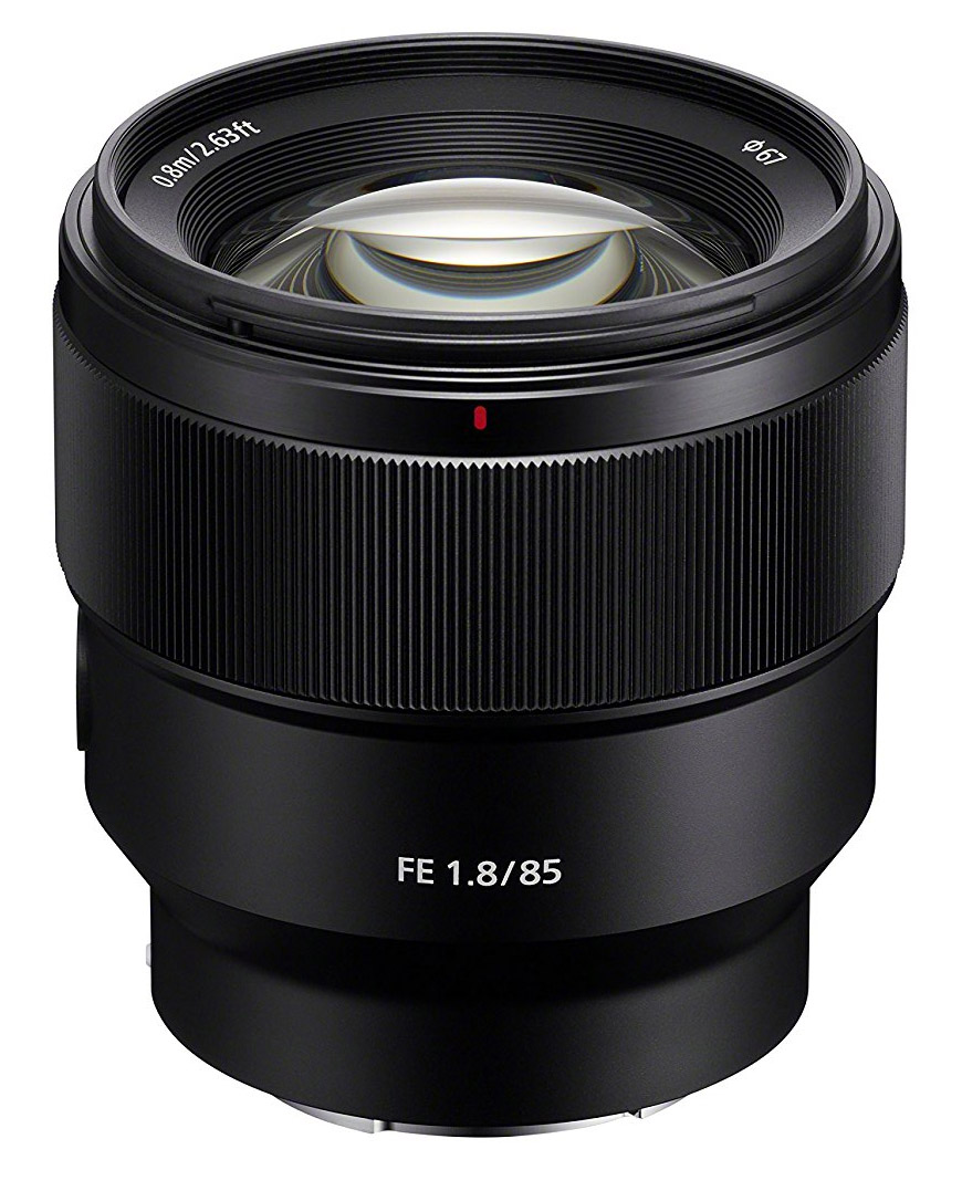 Sony 85mm Lens for Canon