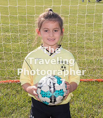 Sports photo with fill flash