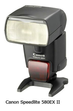 You can use the Canon Speedlite 580ex II on the Rebel t3i