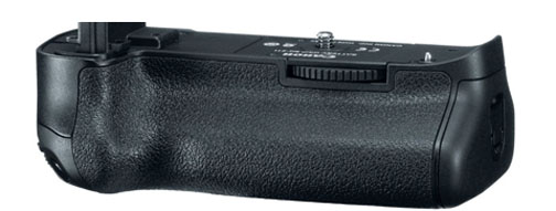 Texture of battery grip