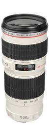 Canon 70-200 f/4 L lens