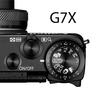 G7X Exposure Compensation Dial