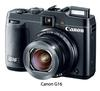 Front view of Canon G16