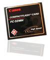 Canon Photo Memory Card