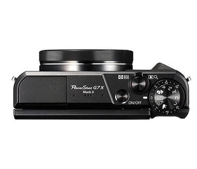 G7X Mark II Retracting Lens