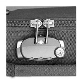 Camera Bag with lock for your laptop