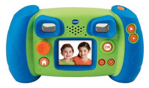 The VTech KidiZoom Digital Camera For Kids - Designed for kid-sized hands